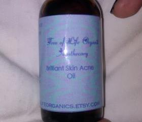 Brilliant Skin Acne Facial Oil (1.5 ounces)