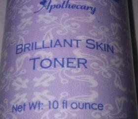 Brilliant Skin Acne Facial Toner (10 fl ounces)